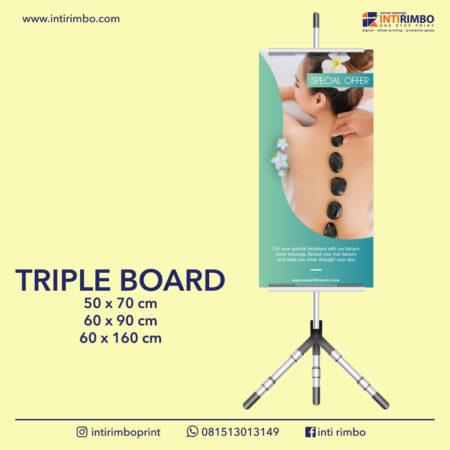 Tripod Board